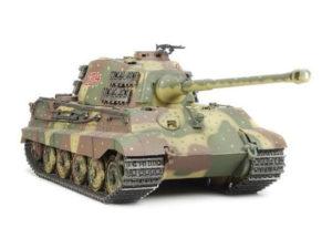 Tamiya King Tiger with Option Kit