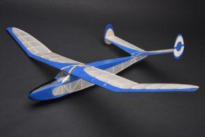KEIL KRAFT INVADER KIT – 24.5″ FREE-FLIGHT TOWLINE GLIDER