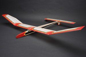 """Keil Kraft Caprice Kit - 51"""" Free-Flight Towline Glider"""