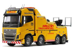 tamiya Volvo FH16 Globetrotter