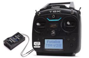 Futaba T6K V3 - 8 Channel 2.4GHz T-FHSS & R3008SB Combo (Mode 2)