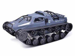 FTX BuzzSaw 1/12 All Terrain Tracked Vehicle - Grey