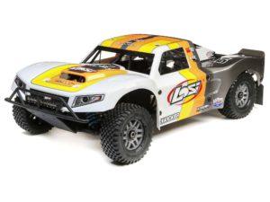 Losi 5IVE-T 2.0 V2 1/5 4WD SCT Petrol BND - Orange