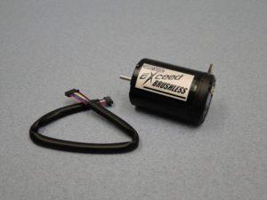 Fusion 10.5T Sensored Motor N4~7 L2 4,500kv 36A