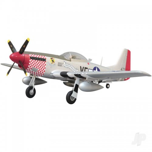 Arrow Hobby P-51 Mustang Spare's