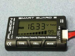 Fusion Smart Guard 2 Lithium Battery Checker & Balancer