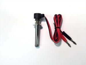 Logic Glow Plug Clip (Banana) 82mm