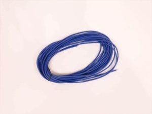 Logic Silicone Wire 1.0mm - 10m Blue