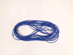 Logic Silicone Wire 1.6mm - 10m Blue