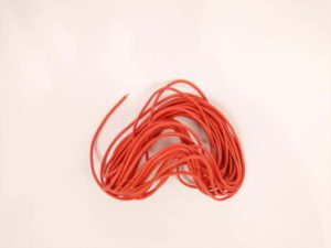 Logic Silicone Wire 1.6mm - 10m Red