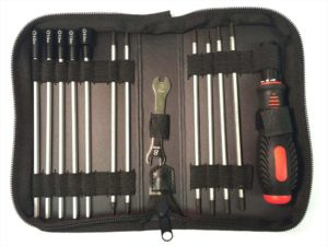 Logic Tool Set (19 tools in zipped wallet)