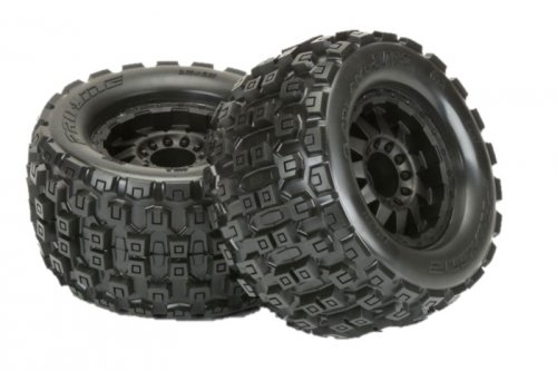 1:8TH MONSTER TRUCK WHEELS & TYRES
