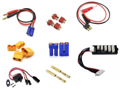 Charging Accessories & Connectors
