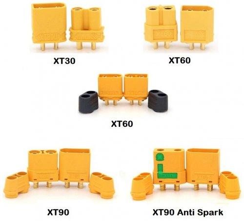 XT Connectors & Leads