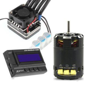 1:10 Beast PRO Combo with 120A ESC + BP 3652 17.5T 2300Kv Motor + LCD Program Card