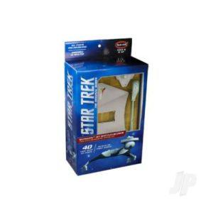 1:1000 Star Trek TOS Klingon D7 Window Box (Pre-decorated) (Snap Kit)