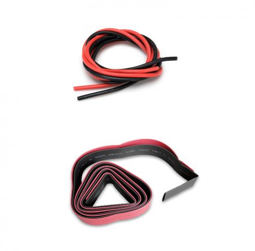 Silicone Wire & Heat Shrink