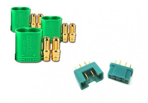 Multiplex & Castle Connectors & Leads