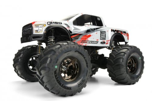 1:10TH TRUCK WHEELS & TYRES