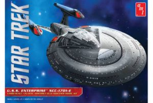 AMT 1:1400 Star Trek U.S.S. Enterprise 1701-E AMT853