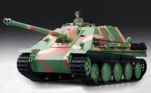 Henglong 1:16 German Jagdpanther (2.4GHz+Shooter+Smoke+Sound)