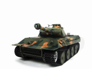Henglong 1:16 German Panther (2.4GHz+Shooter+Smoke+Sound)