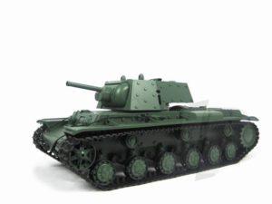Henglong 1:16 Russian KV-1 (2.4GHz+Shooter+Smoke+Sound)