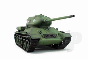 Henglong 1:16 Russian T-34/85 1944 Tank (2.4GHz+Shooter+Smoke+Sound)