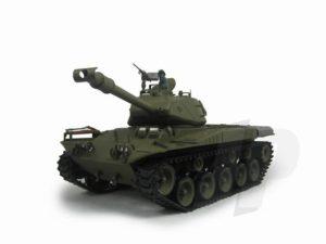 Henglong 1:16 US M41A3 Walker Bulldog (2.4GHz+Shooter+Smoke+Sound)