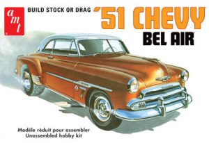AMT 1:25 1951 Chevy Bel Air AMT862