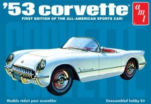 AMT 1:25 1953 Chevy Corvette