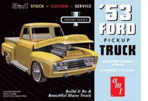 AMT 1:25 1953 Ford Pickup AMT882
