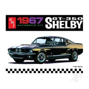 AMT 1:25 1967 Shelby GT350 - Black