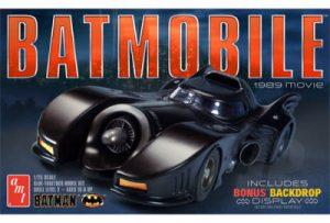 AMT 1:25 1989 Batmobile AMT935