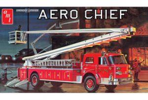 1:25 American LaFrance Aero Chief Fire Truck AMT980