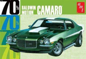 AMT 1:25 Baldwin Motion 1970 Chevy Camaro - Dark Green