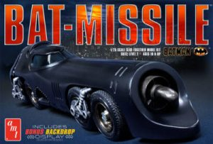 1:25 Batman 1989 Batmissile AMT952