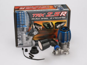 Traxxas TRX 2.5R Engine Multi-Shaft W O Starter