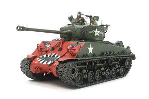 1/35 EASY EIGHT SHERMAN KOREAN WAR