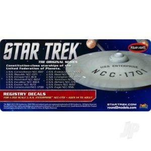 1:350 Star Trek U.S.S Enterprise Registry
