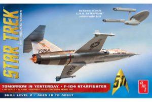 AMT 1:48 Star Trek F-104 Starfighter  AMT953