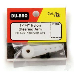 1/4in Nylon Steering Arm Long