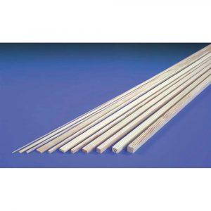 1/4x1/4in 36in Strip Spruce