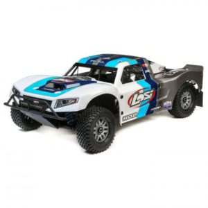 1/5 5IVE-T 2.0 4WD Short Course Truck Gas BND, Blue/White