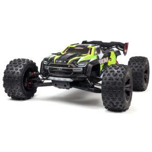 Arrma KRATON 1/5 4X4 8S BLX Brushless Speed Monster Truck RTR V2, Green