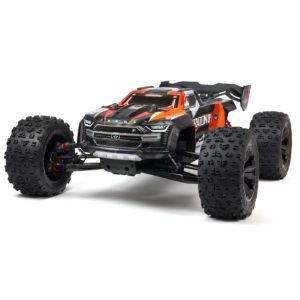 Arrma KRATON 1/5 4X4 8S BLX Brushless Speed Monster Truck RTR V2, Orange