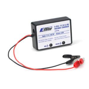 E-Flite Blade CP Pro 2 3-Cell LiPo Balancing Charger, 0.8A - EFLC3105