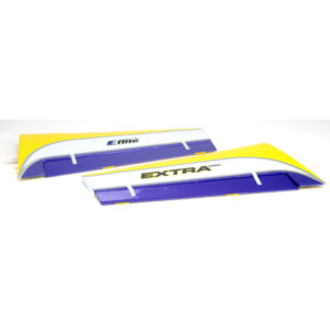 E-Flite Extra 260 3D 480 Wing Set with Ailerons