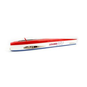 E-Flite Leader 480 Red/White Fuselage EFL300001