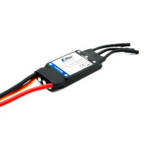 E-Flite 70-Amp Switch Mode BEC Brushless ESC w/EC3 EFLA1070